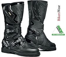 Sidi Adventure - Style Gore Tex Motorcycle Boots Size EU 43-45-46 Free Delivery