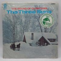 Vintage The Three Suns The Sound Of Christmas Record Album Vinyl LP