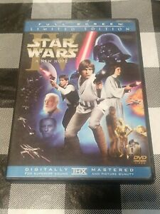 Star Wars IV: A New Hope (2-DVD Set 2006 Limited Edition Full Screen) 1977