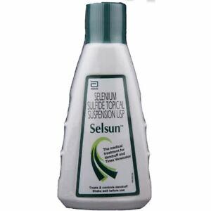 Anti Dandruff Selsun Shampoo Abbot 120 ml