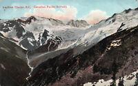 Asulkan Glacier, British Columbia, Canada, Early Postcard, Used in 1907