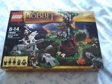 Lego The Hobbit - Attack of the Wargs set 79002 BNIB