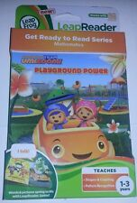 Leap Frog Nickelodeon Team Umizoom Playground Power Leapreader Tag Junior Book