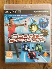 Sports Champions (unsealed) - PS3 UK Release New!