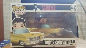 funko pop. Scarface 03. Tony's Convertible.
