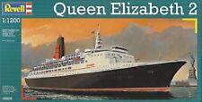 Revell - Queen Elizabeth 2 , Modellbau