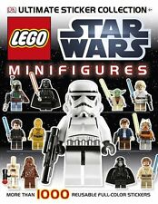 Ultimate Sticker Collection: LEGO Star Wars: Minifigures (Ultimate Sticker Colle