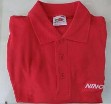 Camiseta manga corta de la marca Ninco color rojo talla M