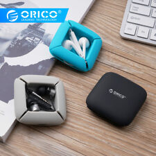 ORICO Cable Cord Organizer Winder Storage Holder Clips For Earphone USB Cable