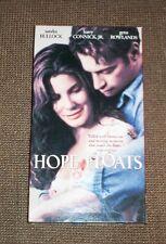HOPE FLOATS VHS SANDRA BULLOCK  HARRY CONNICK ROMANTIC COMEDY 1998 VERY GOOD