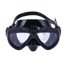 Diving Mask With Camera Holder Mount Snorkeling Equipment For GoPro 4 3+ 3 2 1