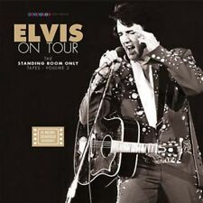 ELVIS PRESLEY - On Tour - The Standing Room Only Tapes vol. 2 (4 CD Sealed)