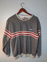 Vintage Wilson Vintage Gray Sweatshirt, 70's/80's, retro, Taiwan,  Adult XL