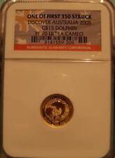 Monedas de oro PR 70