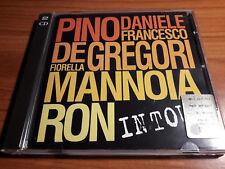 """P.daniele-De gregori-F. Mannoia """"IN TOUR"""" 2002 (2CD FUORI CATALOGO)"""