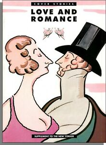 New Yorker Cover Stories: Love and Romance - 2003 - Special Issue! With Poster!