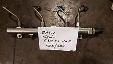 RAIL INIEZIONE CON SENSORE PRESSIONE  IVECO DAILY DAL 2000 AL 2006 2300 CC 16V