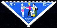 1045 postfrisch DDR Briefmarke Stamp East Germany GDR Year Jahrgang 1964