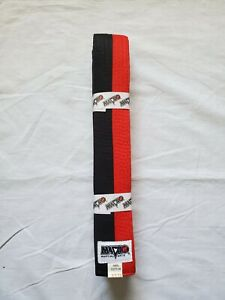"MACHO SIZE 3 Taekwondo Poom Belt Deluxe 2"" Thick & WideMartial Arts NEW"