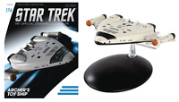 Eaglemoss STAR TREK STARSHIPS FIG MAG #174 Archer's Toy Ship IN STOCK!!!