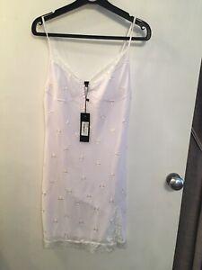 Motel Rocks Daisy Dress Womens Size Medium Bnwt