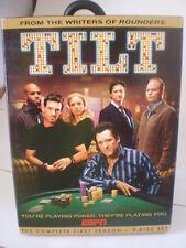 Tilt - The Complete First Season (DVD, 2005, 3-Disc Set)