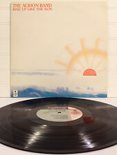 The Albion Band / Rise Up Like The Sun vinyl LP NM 1987 English Folk Rock