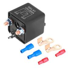 12V 200A  Normal Open Heavy Duty Car Truck Starter Relay with Terminals UK
