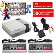 NES Mini Consola de juegos Classic Edition con 500 Juegos Clásicos de Nintendo