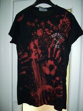 Darkside boy's/girl's zombie killer t-shirt. Age 14/15 years.Free Postage!