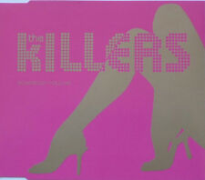 The KILLERS Somebody told me 2UNRLEASED TRX & VIDEO CD Single SEALED USA Seller