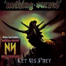 NOTHING SACRED - Let Us Prey/Deathwish (LIM.ED. 1000*AUS THRASH METAL*TARAMIS)