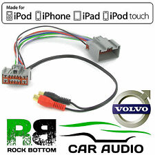 CTVVLX002 Volvo V50 2004-2013 Car Aux In Input MP3 iPhone iPod Interface Adaptor