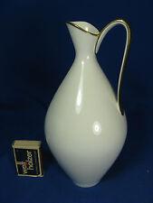 Molto eleganti/well shaped 50´s design Zeh Scherzer PORCELLANA VASO 20 cm