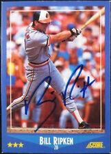 1988 Score Bill Ripken #200 Baseball Card