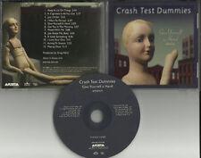 CRASH TEST DUMMIES Give yourself ADVNCE PROMO DJ CD 99