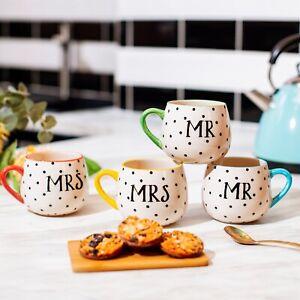 Sass And Belle Mugs, Mr & Mr, Mrs & Mrs, Mr & Mrs gift, glbt,
