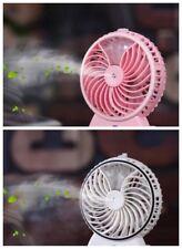 Humidifier Mini Fan USB Rechargeable Water Mist Fan Portable Cooling Fan BL-F-98