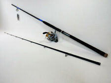 10' Daiwa Beefstick Rod With okuma Av-8000 Reel Spinning Combo
