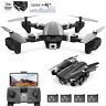 DEERC S167 GPS Drone with 1080P Camera RC Quadcopter Foldable FPV GPS Follow Me