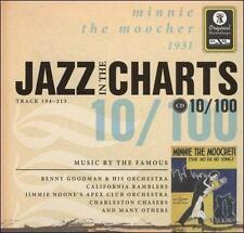 Vol. 10-Jazz in the Charts-1931 Jazz in the Charts MUSIC CD