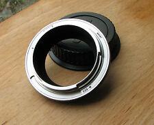 Original Véritable Tamron Adaptall 2 II pour Canon EOS rigide bronze