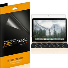 """3X SuperShieldz HD Clear Screen Protector Shield For MacBook 12"""" (2015 To 2017)"""