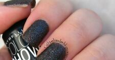 GEMEY MAYBELLINE COLOR SHOW CRYSTALLIZE VERNIS A ONGLES 236 NEARLY BLACK