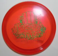 170g Innova Teebird Champion Disc Golf Fiarway Driver Ice Bowl 2014 Red / Green