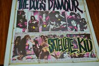 """THE DOGS D`AMOUR    SATELLITE KID      7""""     CHINA 17   CHINA RECORDS   1989"""
