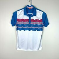 Puma Golf Polo Shirt Size Men's Medium