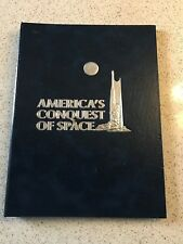 America's Conquest of Space stamp collection 1979