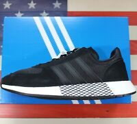 Adidas Originals Marathon X 5923 Boost Men's Running Shoes Black/White [EE3656]