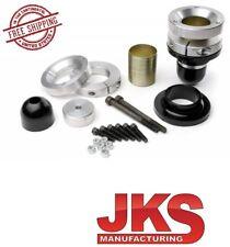 JKS ACOS Rear Adjustable Coil Spacer Kit fits 1997-2006 Jeep Wrangler TJ LJ 2550